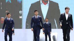 Corea del Sur reúne armas con Son Heung Min a la cabeza