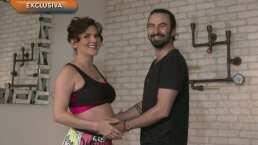 Exclusiva: Zoraida Gómez anuncia que tiene seis meses de embarazo y muestra su pancita