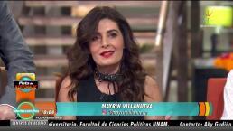 Mayrín Villanueva lista para el Gran Estreno de Me Declaro Culpable