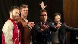 'Los Vengadores' se convirtieron en los nuevos Beatles