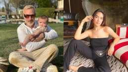 Con vestido y peluca, Gianluca Vacchi se transforma en Sharon Fonseca