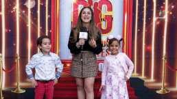 Beba se conmovió con estas historias en el casting de Pequeños  Gigantes 2020 en la Ciudad de México