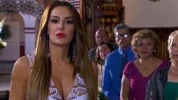 C64: Discua interrumpe la boda de Fernando y Xóchitl
