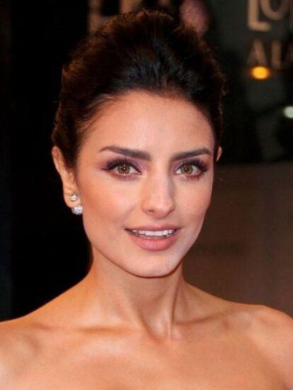 Aunque la primera vez que Aislinn Derbez apareció en la televisión fue en 1994 al lado de su padre, fue hasta que cumplió 15 años que comenzó su carrera artística como modelo.