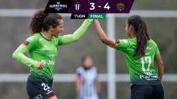 Bravas vencen por primera vez en la historia a Rayadas