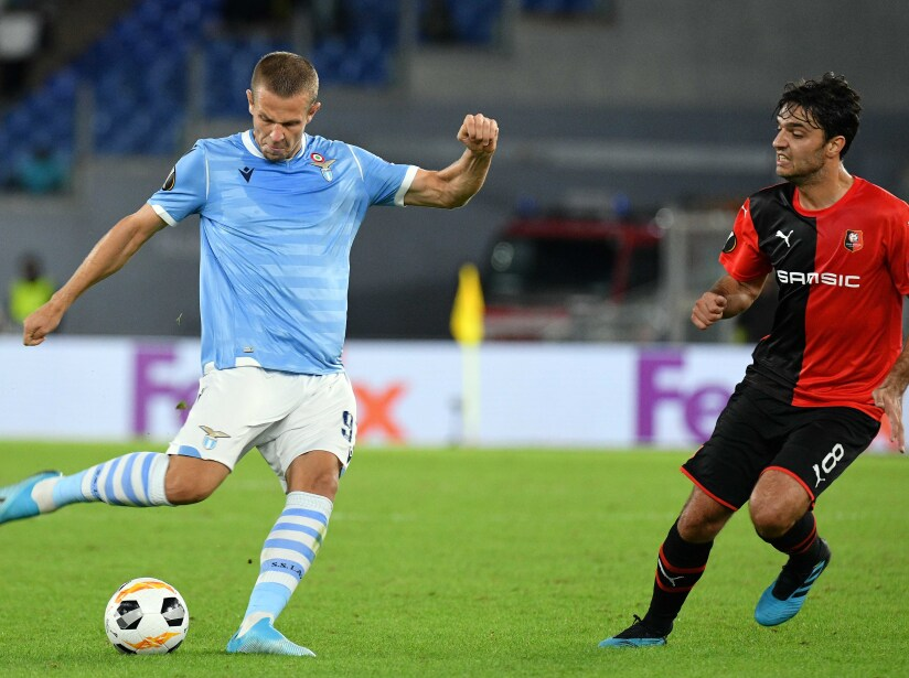 SS Lazio v Stade Rennes: Group E - UEFA Europa League