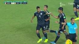 ¡Qué grave error del portero! Alejandro Gómez aprovecha el regalito
