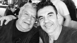 """Adrián Uribe le da el último adiós a su papá con conmovedor mensaje: """"Buen viaje, pa'"""""""