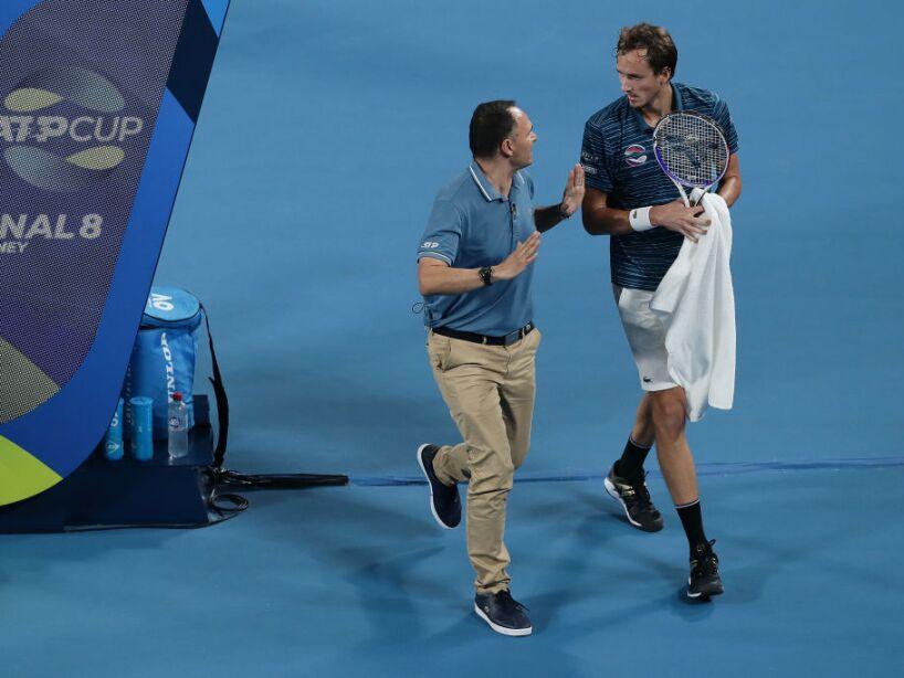 2020 ATP Cup - Sydney: Day 7