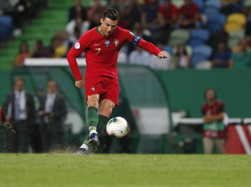 Portugal Luxembourg Euro 2020 Soccer