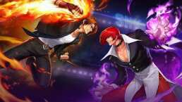 ¡Justo en la infancia! Cardiaca pelea de The King Of Fighters de 2004 se hace viral