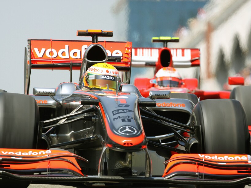 La carrera siguiente ese año fue en Turquía, donde tuvo una mala calificación y arrancó en 16; terminó 13°
