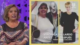 Verónica Gallardo revela el método que utilizó para bajar drásticamente de peso