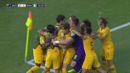 Australia 2-1 Nigeria – Goles y Resumen – Grupo B – Mundial Sub-17