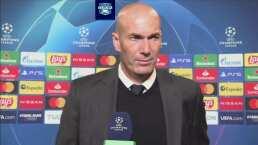 """Zidane sobre doblete: """"Le faltaba a Vini meterlos"""""""