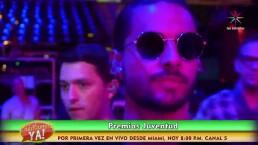 VIDEO: ¡Así fueron los ensayos de los Premios Juventud!