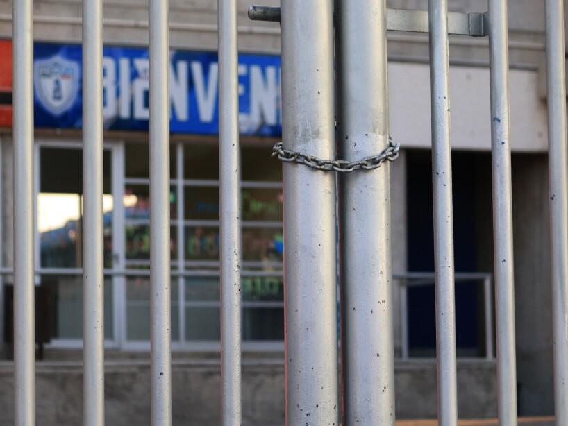 Mexican Soccer Stadiums Remain Empty Due To Coronavirus