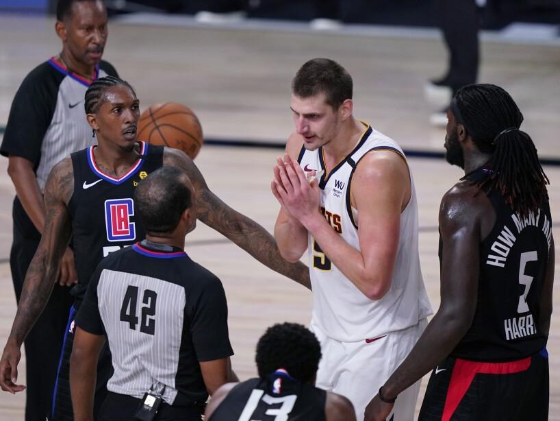 Nikola Jokic reclama NBA