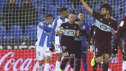 El Leganés de Javier Aguirre se lleva el partido con 3-2 ante el Celta de Vigo. El mexicano Nestor Araujo abrió el marcador para su equipo, sin embargo no pudieron contra los del 'Vasco' Aguirre.