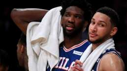 Joel Embiid y Ben Simmons inelegibles para el NBA All Star Game