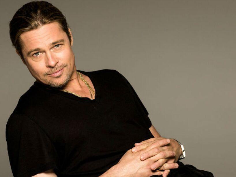 7. Brad Pitt. Fecha de nacimiento: 18 de diciembre de 1963. Edad: 51.