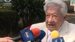 Ignacio López Tarso celebra 94 años de edad