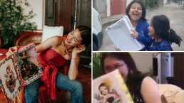 'Me van a hacer llorar': Ángela Aguilar al ver a sus fans emocionarse con su muñeca oficial
