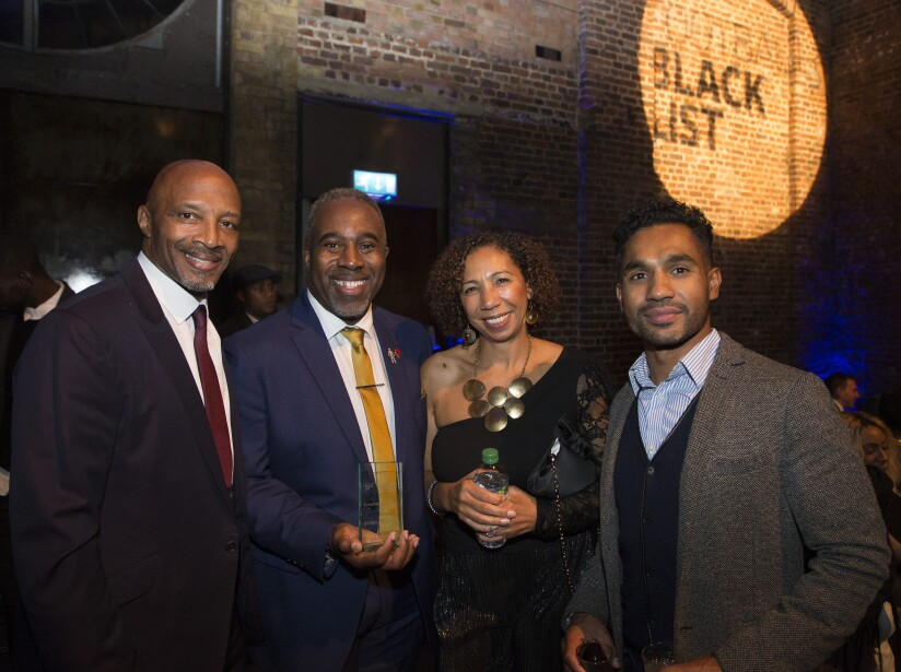 The Black Football List Celebration