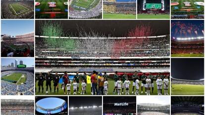 El Tri ha recorrido un largo camino antes de volver a jugar en el Estadio Azteca. Revivimos lo que ha sucedido estos 16 meses sin jugar en la capital mexicana.