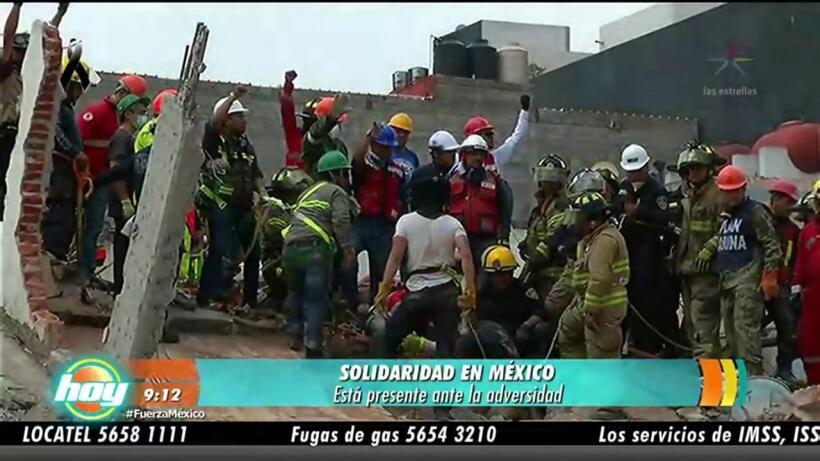 ¡México Solidario!