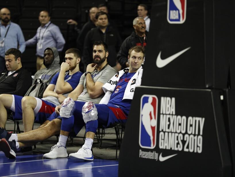 Mexico Pistons Basketball