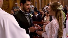 Detrás de… La boda de Olivia y Leonardo