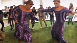 Shrektástico: Doris ambienta fiesta al ritmo de Chuntaro Style