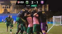 Timbers se corona y jugará Liga de Campeones de Concacaf