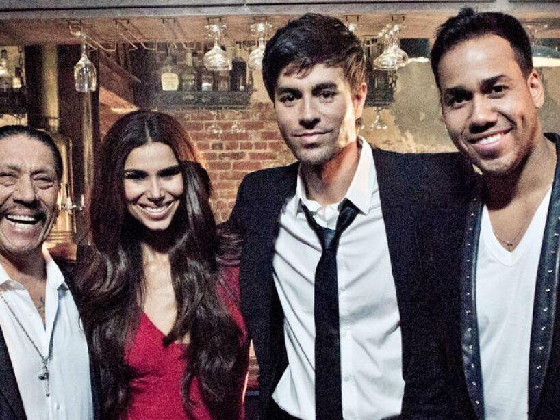 Participó en la grabación del video de la canción Loco de Enrique Iglesias y Romeo Santos, estrenado en 2013.
