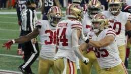 49ers, Packers y Texans afectados por el COVID-19
