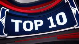 ¡Ya llegó! El Top 10 de la NBA