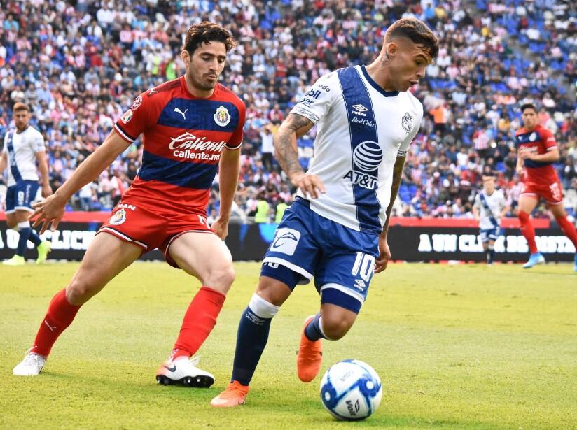 Puebla vs Chivas, J3 Apertura 2019