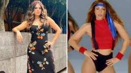 Galilea Montijo demuestra que puede bailar 'Girl Like Me' como la mismísima Shakira