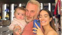 Sharon Fonseca responde a quienes dicen que su bebita nunca sonríe
