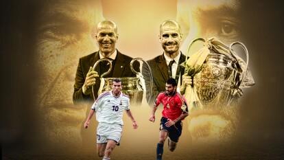 Zidane y Guardiola van por todo en al UCL 2019-2020