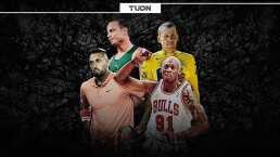 Kyrgyos, Rodman, Pistorius y Armstrong, los chicos malos del deporte