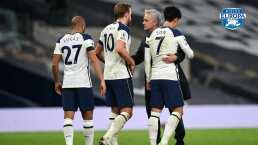 Mourinho le deja todo el crédito a sus jugadores por lo conseguido