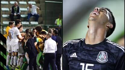 México cae 2-1 ante Italia en la J2 del Mundial de la FIFA Sub-17 y complica su clasificación.
