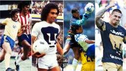 Los jugadores de renombre que han jugado en Pumas y América