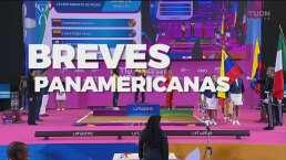 Breves panamericas: Estados Unidos arrasa en básquetbol 3x3