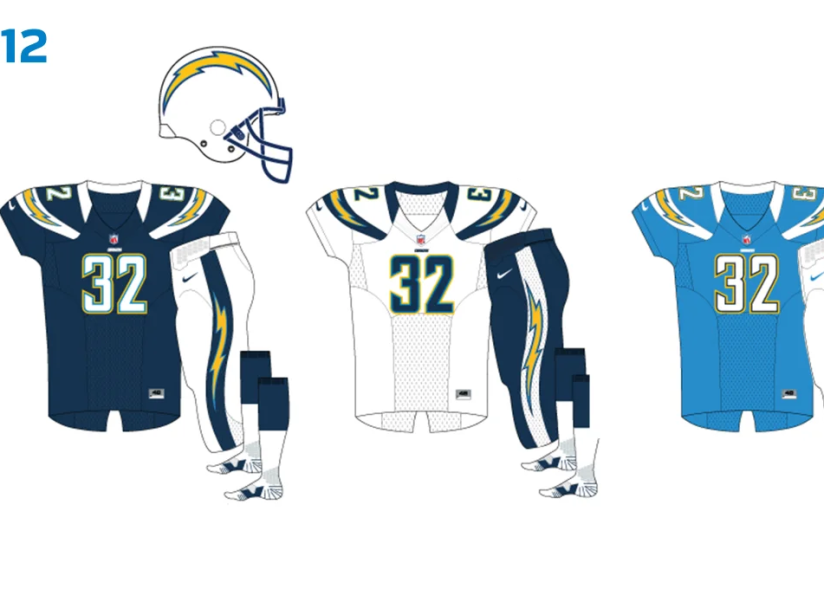 Uniforme Chargers 2012.png