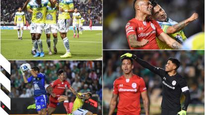 Fiesta de goles en el Nou Camp con goleada imponente de 4-0 de los esmeraldas sobre los mexiquenses.