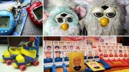 5 juguetes de los 90 que te harán recordar tu infancia