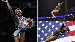 Simone Biles: La gimnasta que logró acrobacias nunca antes vistas